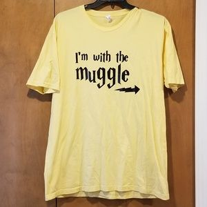 Harry Potter tshirt xxl